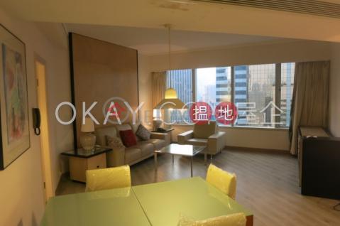 Charming 2 bedroom on high floor | Rental|Convention Plaza Apartments(Convention Plaza Apartments)Rental Listings (OKAY-R2553)_0