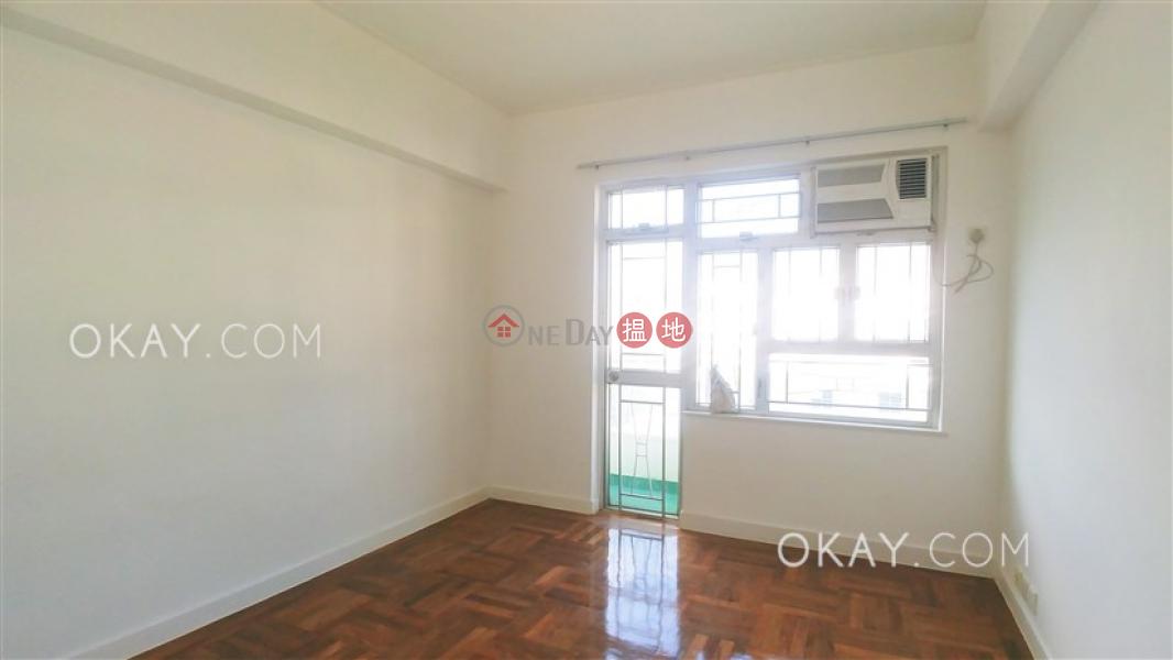 Elegant 3 bedroom with harbour views & balcony | Rental | Haywood Mansion 海華大廈 Rental Listings