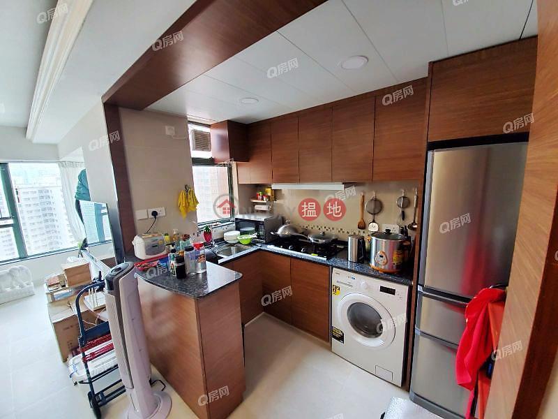 兩房則皇, 品味裝修,藍灣半島 8座租盤-28小西灣道   柴灣區香港出租 HK$ 22,500/ 月