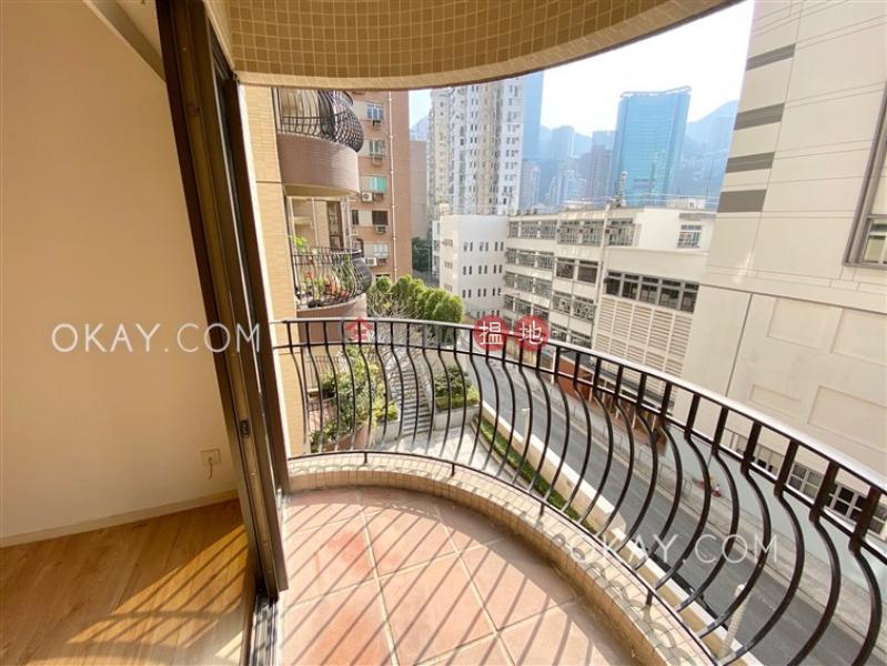 Luxurious 3 bedroom with balcony & parking | Rental | Winfield Building Block C 雲暉大廈C座 Rental Listings
