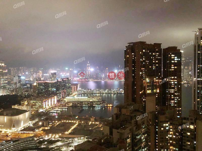 全新靚裝,無敵景觀擎天半島1期5座租盤|1柯士甸道西 | 油尖旺香港出租|HK$ 32,000/ 月