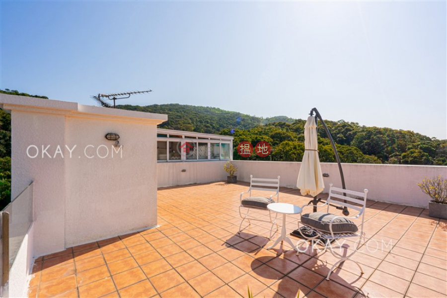 Nicely kept house with balcony | For Sale | O Pui Village 澳貝村 Sales Listings