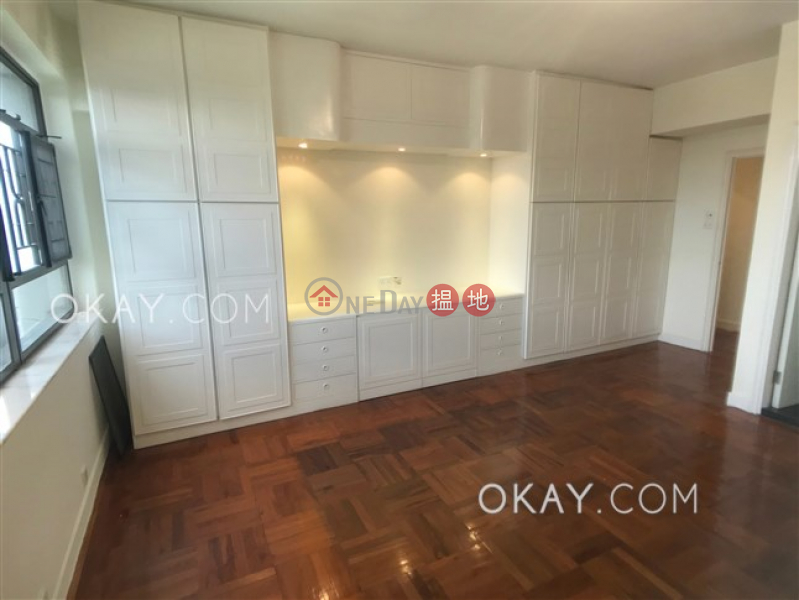 HK$ 95,000/ month | Evergreen Villa | Wan Chai District | Efficient 4 bed on high floor with rooftop & balcony | Rental