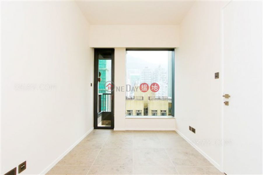 Charming 1 bedroom on high floor with balcony | Rental, 321 Des Voeux Road West | Western District Hong Kong, Rental | HK$ 28,000/ month
