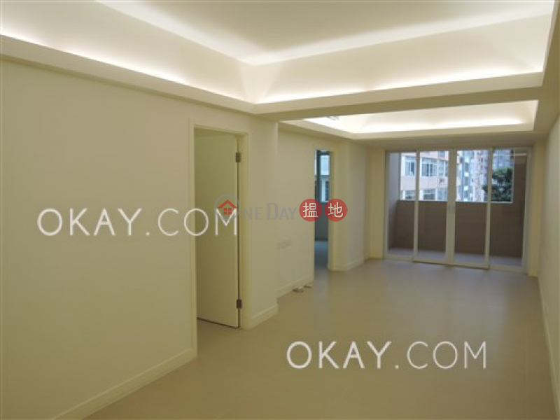 3房3廁,實用率高,露台,馬場景《藍塘大廈出租單位》1-3藍塘道   灣仔區-香港-出租HK$ 45,000/ 月