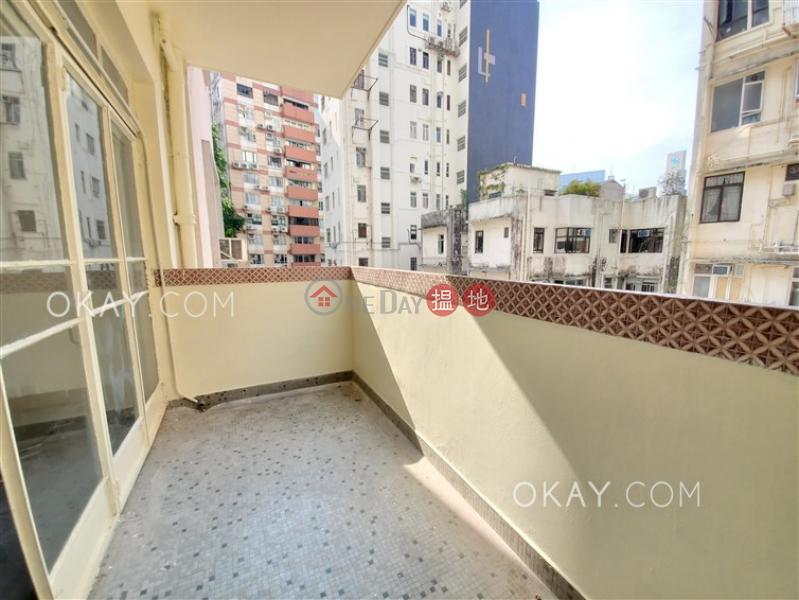 3房2廁,實用率高,連車位,露台《時和大廈出租單位》|34堅尼地道 | 中區-香港-出租|HK$ 45,000/ 月