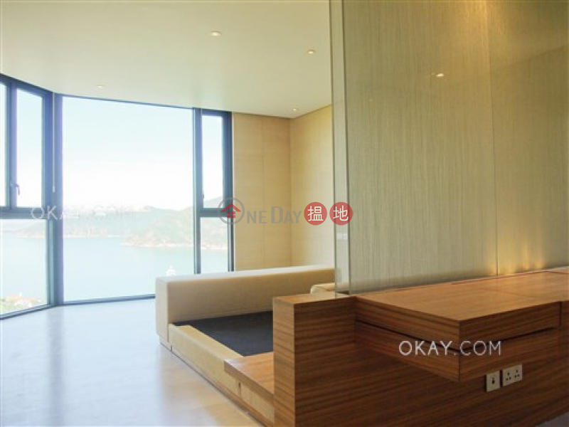 Exquisite 3 bed on high floor with sea views & balcony | Rental 57 South Bay Road | Southern District Hong Kong, Rental | HK$ 110,000/ month
