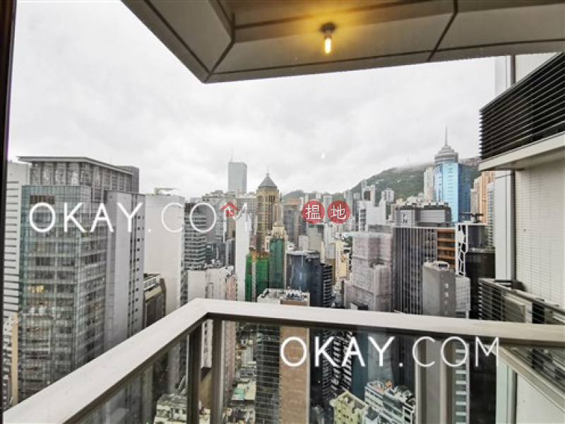 HK$ 68,000/ month My Central Central District | Luxurious 3 bedroom on high floor with balcony | Rental