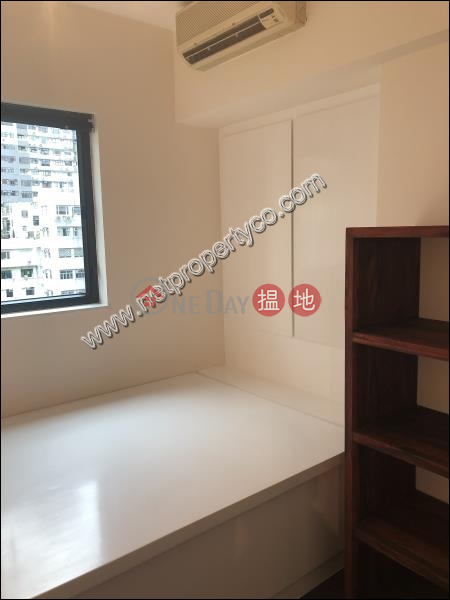 Garden-view unit for rent in Mid-levels Central | View Villa 順景雅庭 Rental Listings