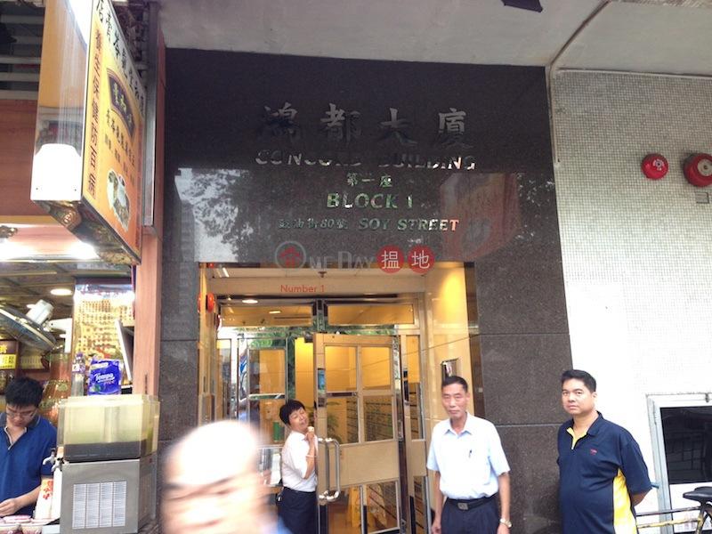 Block 1 Concord Building (Block 1 Concord Building) Mong Kok|搵地(OneDay)(3)
