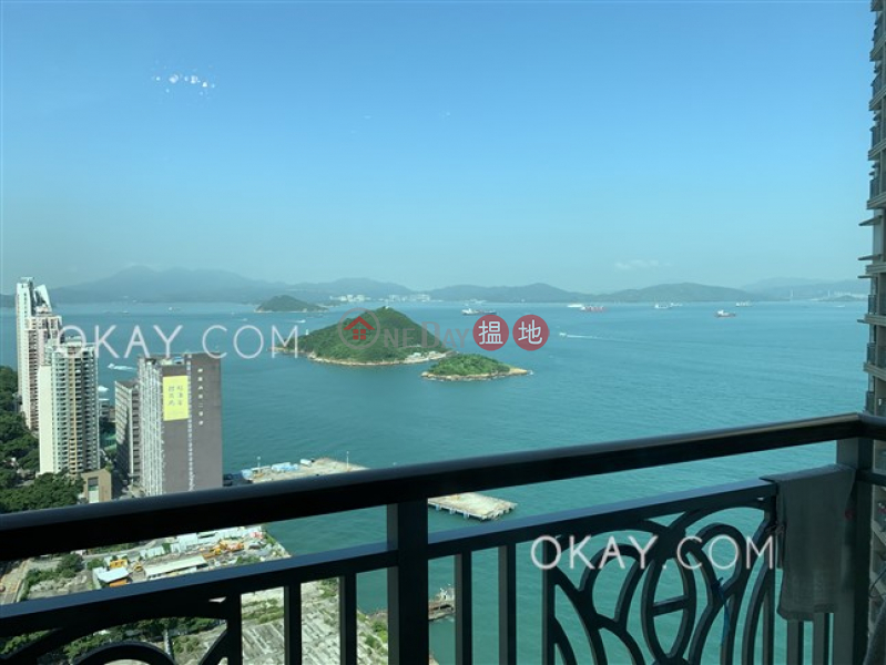 Rare 1 bedroom on high floor with balcony | Rental | The Merton 泓都 Rental Listings