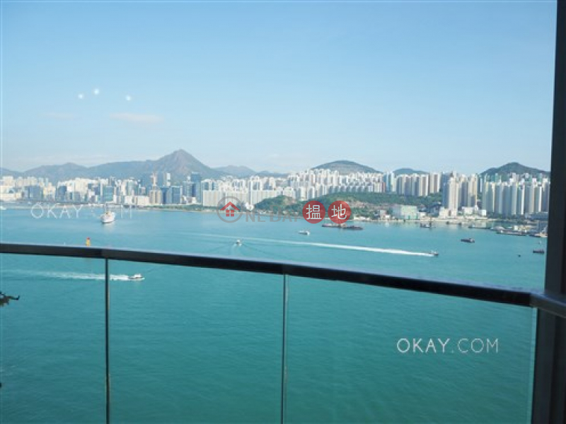 HK$ 39,000/ month Tower 6 Grand Promenade | Eastern District, Rare 3 bed on high floor with harbour views & balcony | Rental