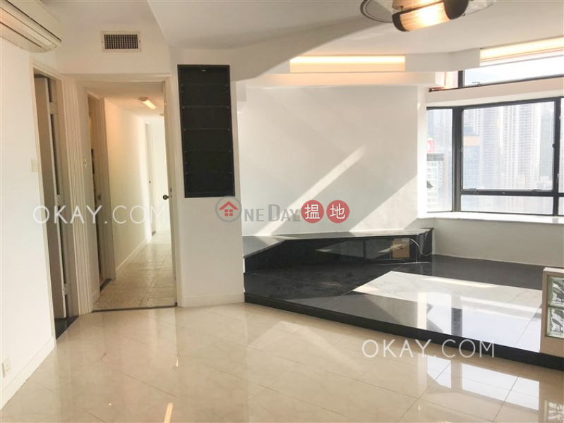 Popular 3 bedroom on high floor with sea views | For Sale | Park Towers Block 1 柏景臺1座 Sales Listings