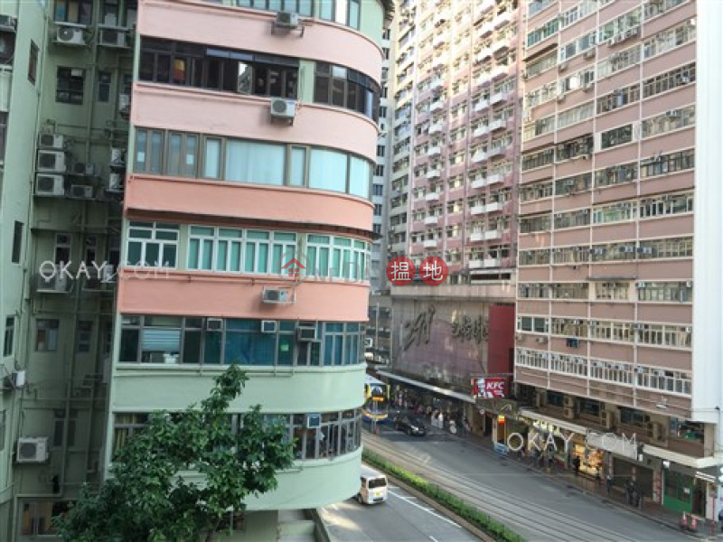 Generous 3 bedroom with balcony | For Sale | Chong Hing Building 祥興大廈 Sales Listings