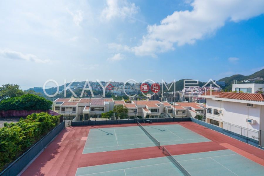 Efficient 4 bedroom with sea views, rooftop | Rental | House A1 Stanley Knoll 赤柱山莊A1座 Rental Listings