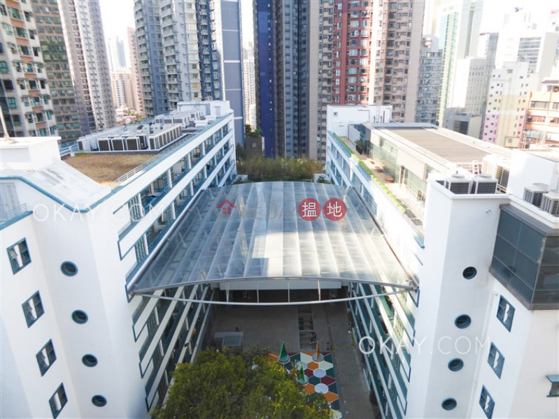 Gorgeous 1 bedroom with balcony | Rental, 28 Aberdeen Street 鴨巴甸街28號 Rental Listings | Central District (OKAY-R320350)