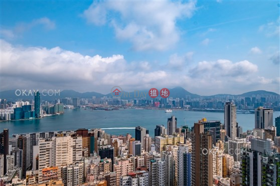 Property Search Hong Kong | OneDay | Residential | Rental Listings Beautiful 3 bed on high floor with harbour views | Rental