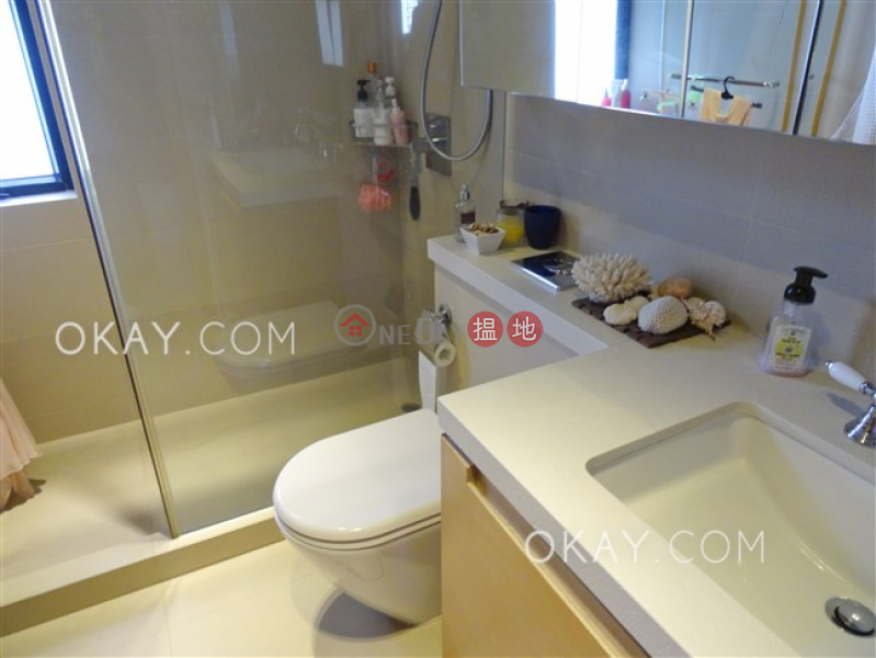 Unique 3 bedroom on high floor with balcony & parking | Rental 33 Perkins Road | Wan Chai District Hong Kong, Rental | HK$ 78,000/ month