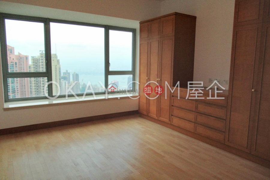 HK$ 101,000/ month Branksome Crest | Central District, Unique 3 bedroom on high floor with balcony & parking | Rental