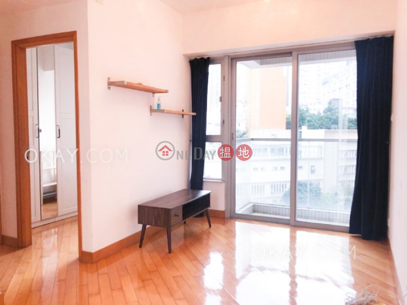 HK$ 8.9M   Manhattan Avenue, Western District Intimate 2 bedroom with balcony   For Sale