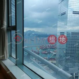 地標名廈,身份象徵,單邊海景,間隔實用《君臨天下2座租盤》|君臨天下2座(The Harbourside Tower 2)出租樓盤 (QFANG-R83485)_3