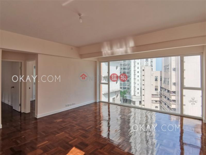 Charming 3 bedroom on high floor with rooftop & parking   Rental   1 Yik Kwan Avenue   Wan Chai District, Hong Kong   Rental   HK$ 43,500/ month