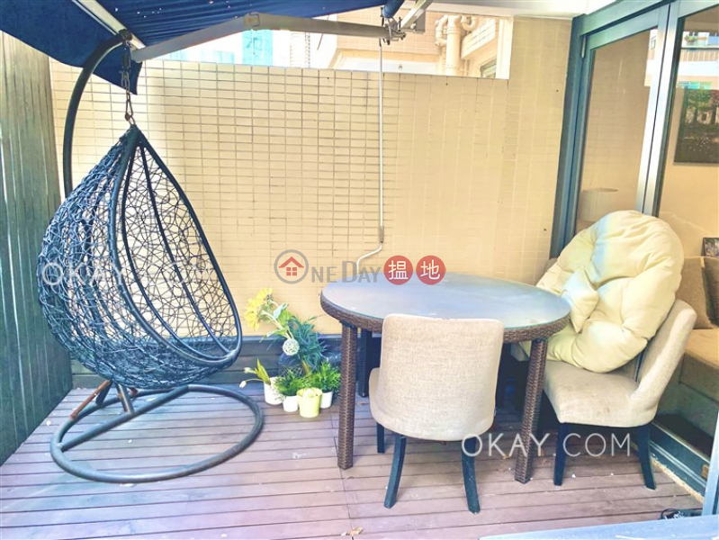 HK$ 25,000/ month | The Morrison Wan Chai District | Charming 2 bedroom with terrace & balcony | Rental