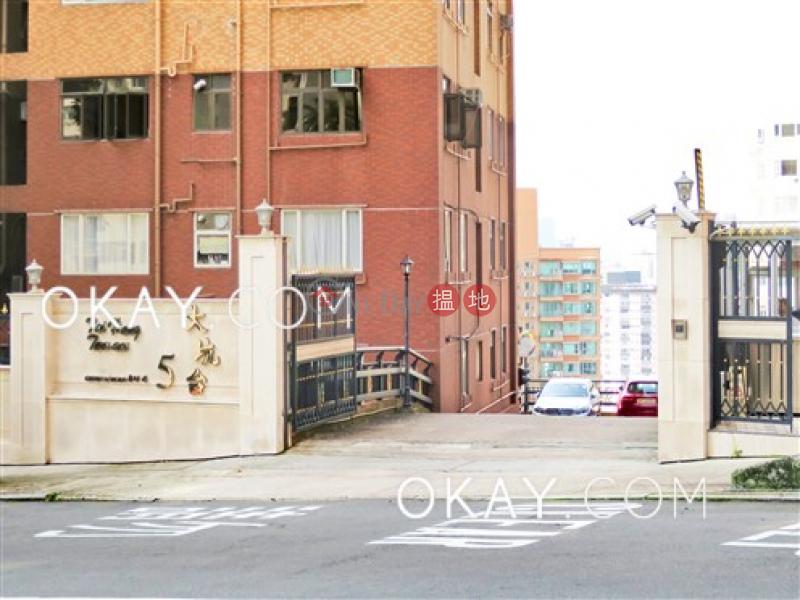 HK$ 1,350萬-大坑台灣仔區2房2廁,實用率高,連車位《大坑台出售單位》
