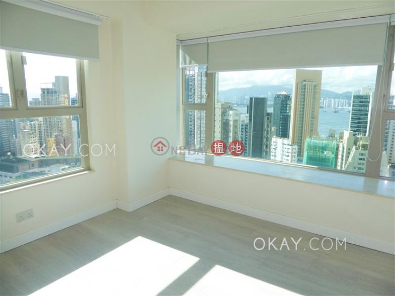 Tasteful 3 bedroom with harbour views & balcony   Rental   1 High Street   Western District   Hong Kong, Rental, HK$ 37,000/ month