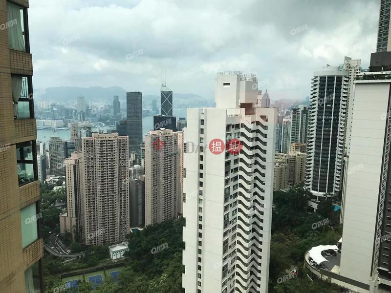 豪宅地段,環境優美,名牌發展商,全新靚裝,有匙即睇《騰皇居 II租盤》|10地利根德里 | 中區-香港|出租|HK$ 100,000/ 月