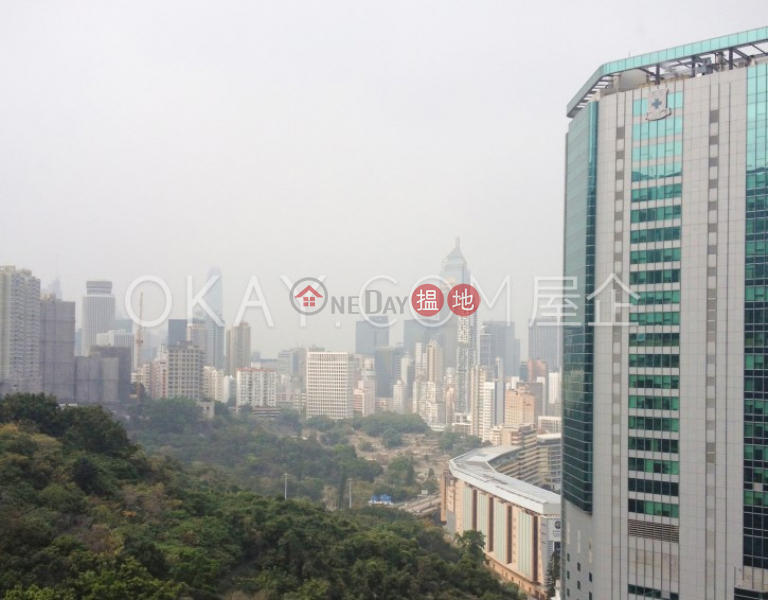 Rare 3 bedroom on high floor with rooftop | For Sale | Village Garden 慧莉苑 Sales Listings