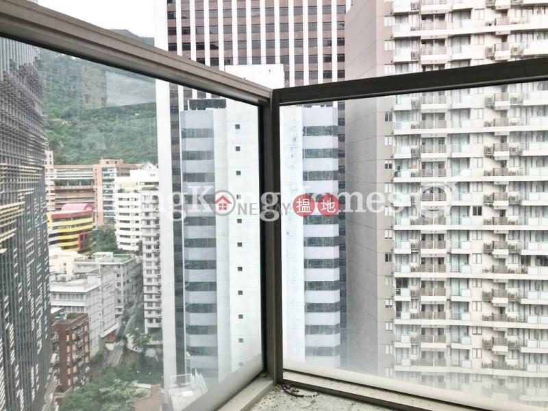 囍匯 5座一房單位出租-33太原街   灣仔區 香港出租 HK$ 25,000/ 月