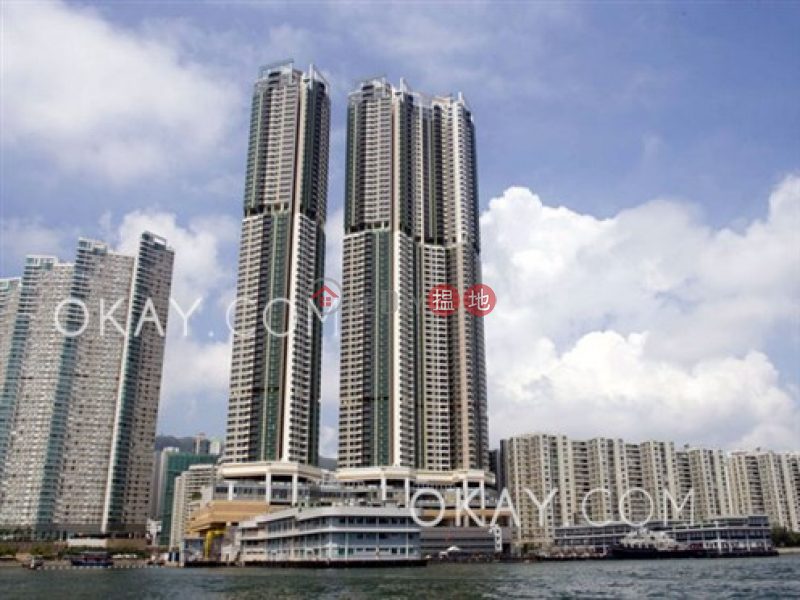 Stylish 3 bed on high floor with harbour views | Rental | Tower 5 Grand Promenade 嘉亨灣 5座 Rental Listings