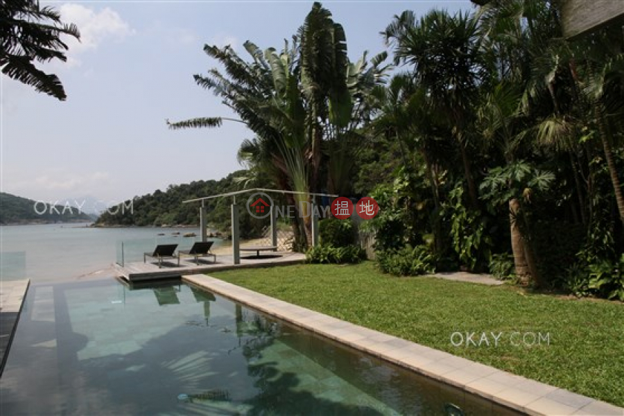 Beautiful house with sea views, balcony | For Sale | Tai Hang Hau Village 大坑口村 Sales Listings