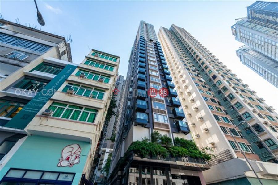 1房1廁,星級會所,可養寵物《尚賢居出租單位》-72士丹頓街 | 中區香港出租-HK$ 27,000/ 月
