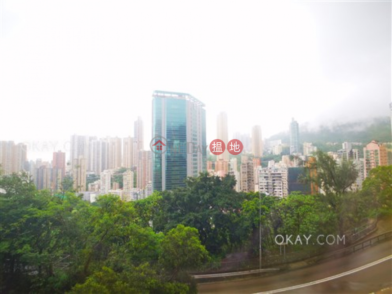 Unique 2 bedroom with parking | Rental, Greencliff 翠壁 Rental Listings | Wan Chai District (OKAY-R165892)
