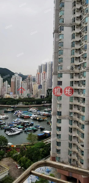 Happy View Building | 1 bedroom High Floor Flat for Rent 167 Ap Lei Chau Main Street | Southern District, Hong Kong | Rental | HK$ 15,000/ month
