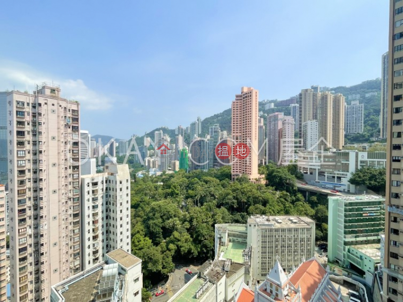 HK$ 60,000/ month Townplace Soho   Western District   Efficient 3 bedroom on high floor with balcony   Rental