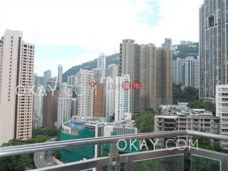3房2廁,星級會所,連車位,露台《薈萃苑出租單位》9羅便臣道 | 西區|香港出租HK$ 76,000/ 月
