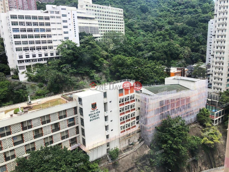Kailey Court | 2 bedroom High Floor Flat for Sale, 67-71 King\'s Road | Wan Chai District | Hong Kong, Sales HK$ 8.28M