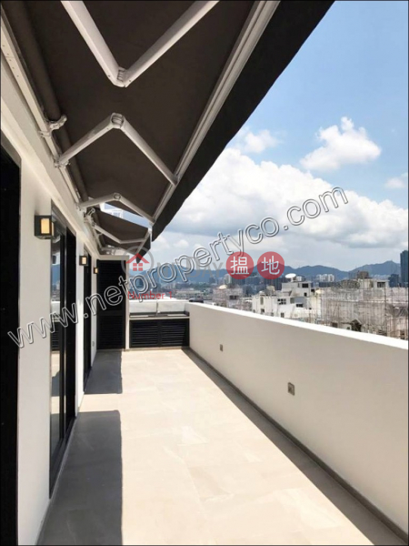 HK$ 63,000/ 月-京士頓大廈 B座-灣仔區Garden Terrace unit for rent