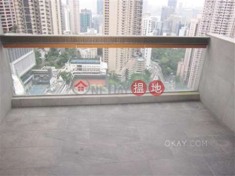 Lovely 3 bedroom with balcony & parking | Rental|May Tower 1(May Tower 1)Rental Listings (OKAY-R36283)_0
