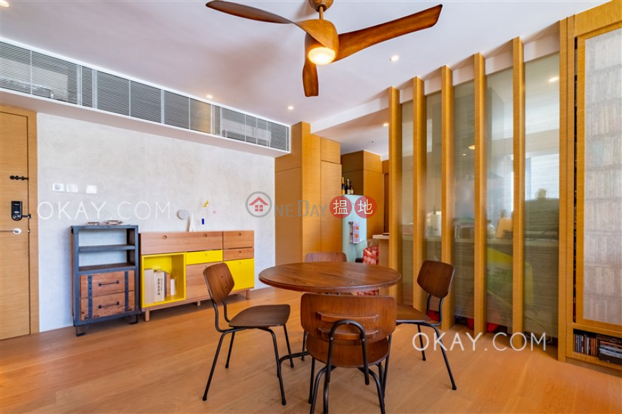 Property Search Hong Kong | OneDay | Residential Rental Listings Luxurious 1 bed on high floor with balcony & parking | Rental