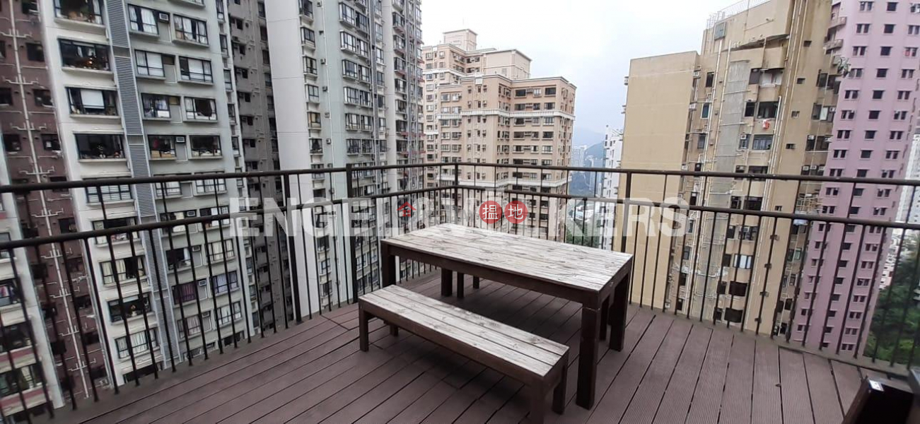 HK$ 22,000/ month Good View Court, Western District 2 Bedroom Flat for Rent in Mid Levels West