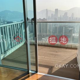 Stylish 4 bedroom on high floor with balcony & parking | Rental|No. 15 Ho Man Tin Hill(No. 15 Ho Man Tin Hill)Rental Listings (OKAY-R59242)_0