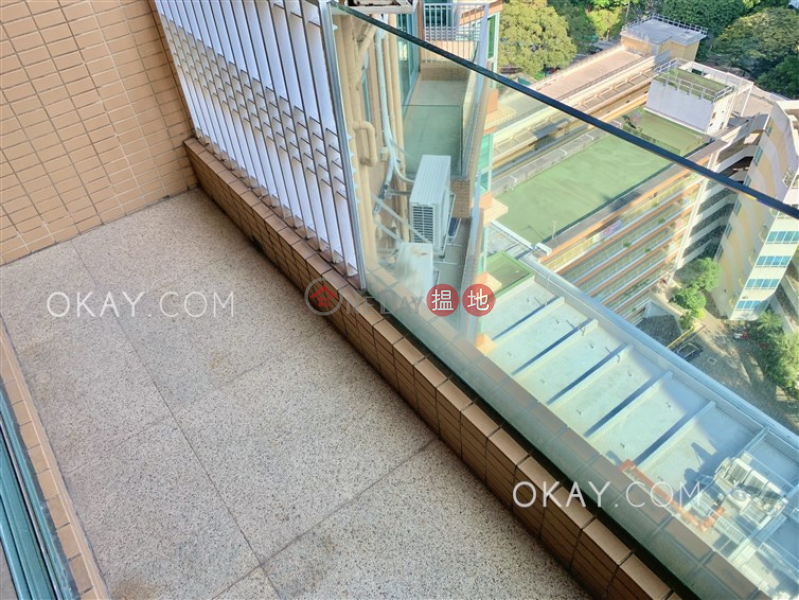 Property Search Hong Kong | OneDay | Residential, Rental Listings | Tasteful 3 bedroom on high floor with balcony | Rental