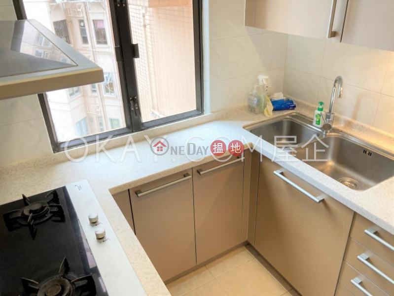 HK$ 42,000/ 月金山花園-灣仔區-3房2廁,實用率高,露台金山花園出租單位