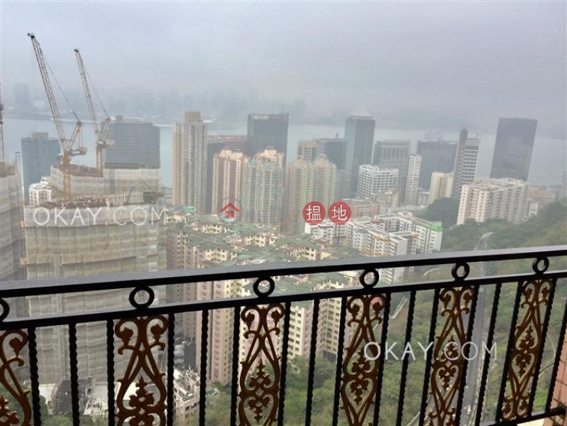 香港搵樓 租樓 二手盤 買樓  搵地   住宅 出租樓盤4房3廁,實用率高,極高層,星級會所《寶馬山花園出租單位》