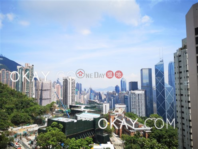 Property Search Hong Kong | OneDay | Residential Rental Listings Gorgeous 3 bedroom with harbour views, balcony | Rental