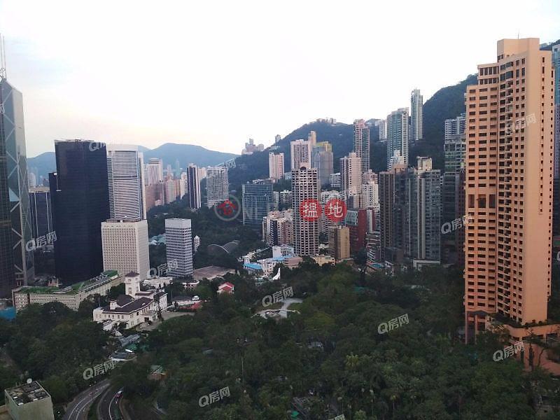 西半山頭段 維港與公園在眼前《樂信臺買賣盤》-8羅便臣道 | 中區|香港-出售|HK$ 2,000萬